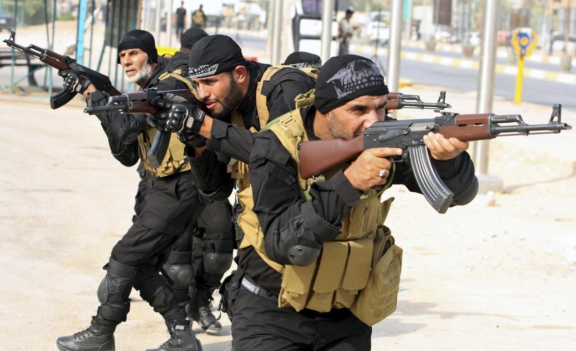 Los combates se reanudan en el segundo día de la ofensiva contra el EI en Tel Afar