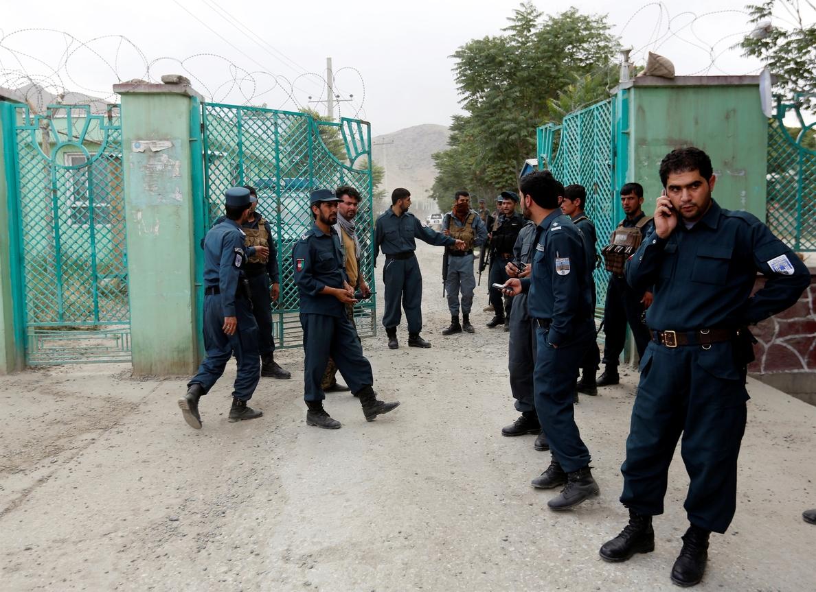 Las fuerzas afganas frustran una explosión en Kabul