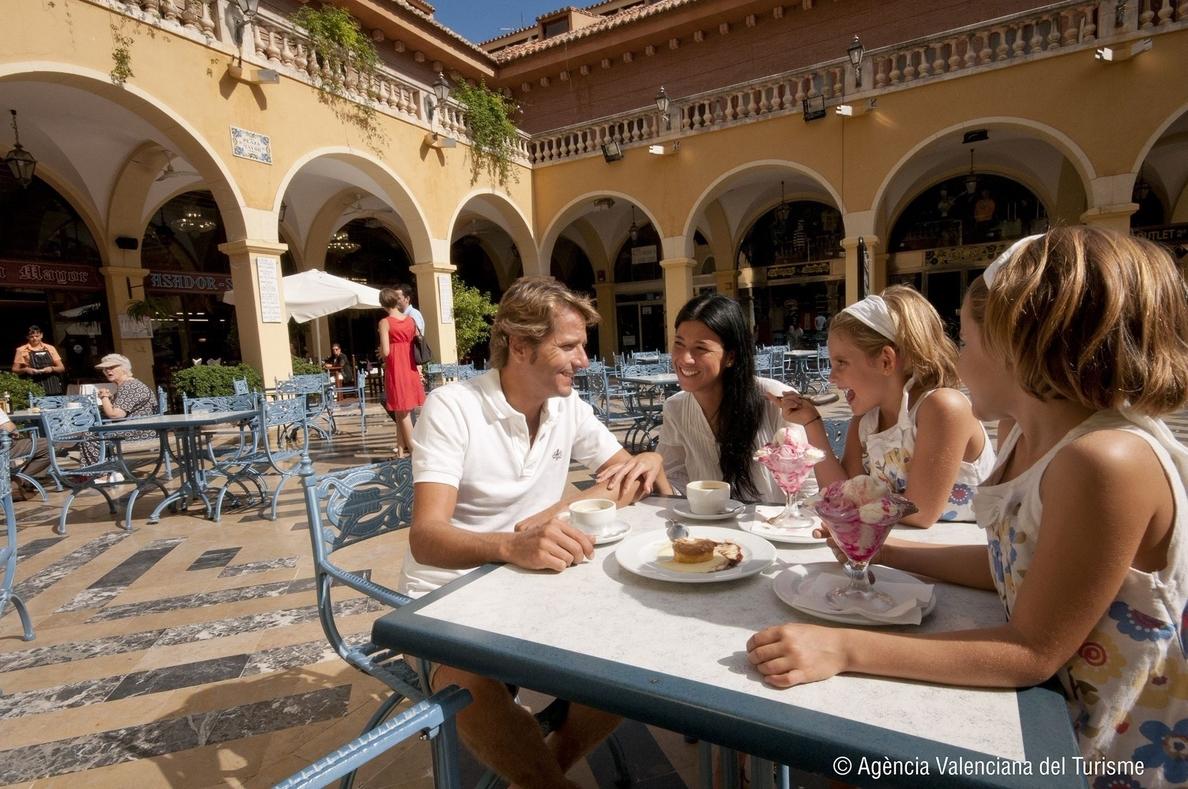 España es el tercer país con mayor oferta de alojamiento turístico detrás de Francia e Italia