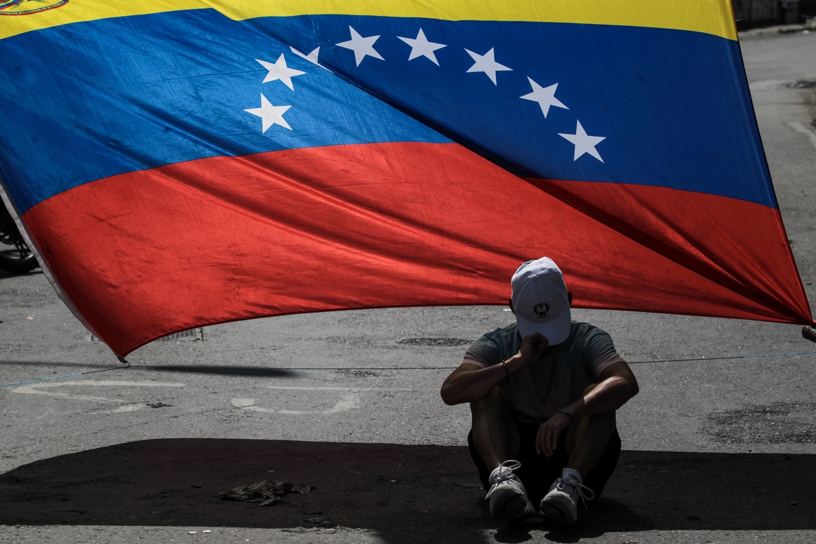 Al menos cuatro muertos y una quincena de desaparecidos por las fuertes lluvias en Venezuela