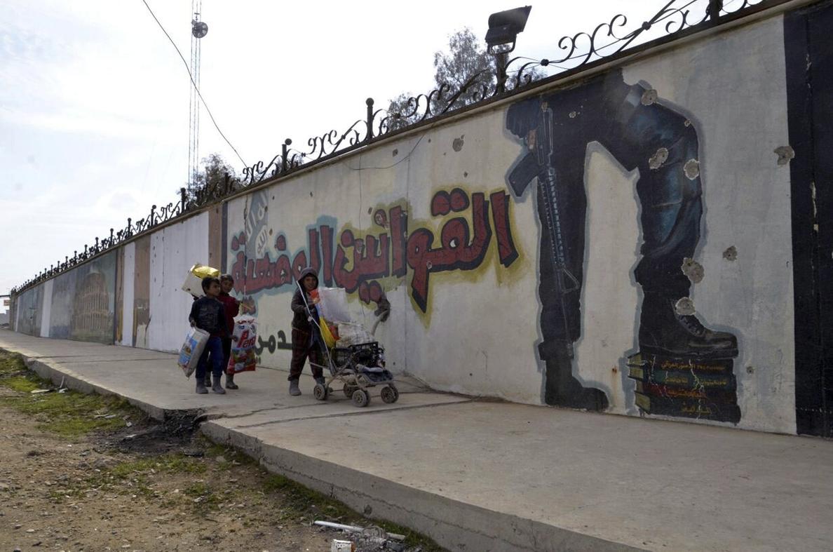 La ONU pide que Irak garantice los derechos de los niños nacidos en áreas liberadas del EI