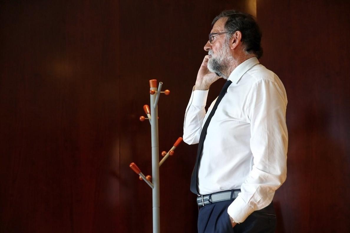Rajoy abre el curso el domingo en Galicia y retoma la agenda política tras los atentados en Cataluña