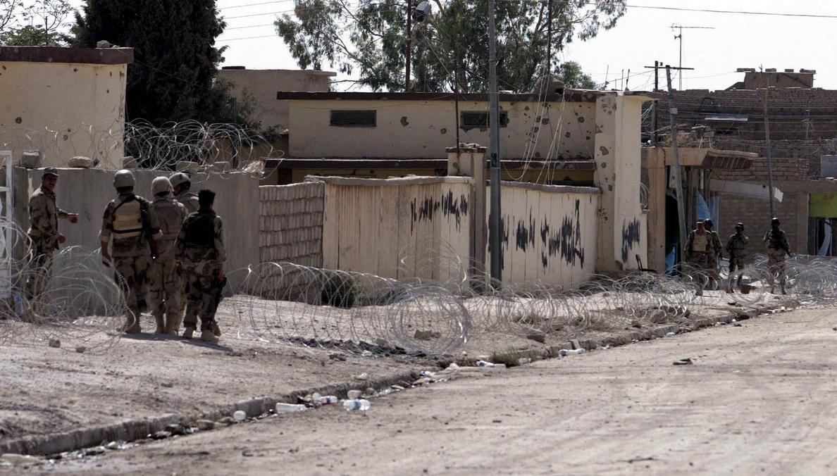 Las fuerzas kurdas detienen a al menos 60 presuntos yihadistas huidos de Tel Afar