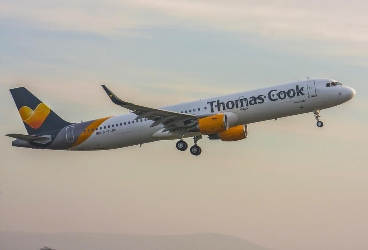 Los pilotos de Thomas Cook irán a la huelga el 8 de septiembre