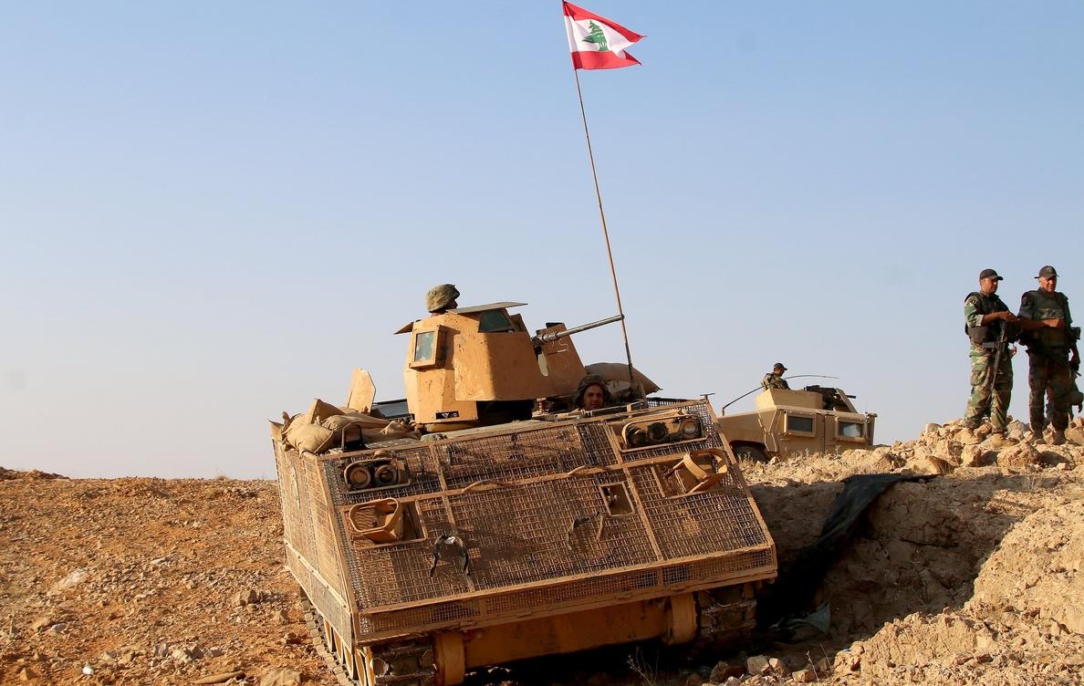 Un soldado libanés muere y cuatro resultan heridos al desactivar una bomba