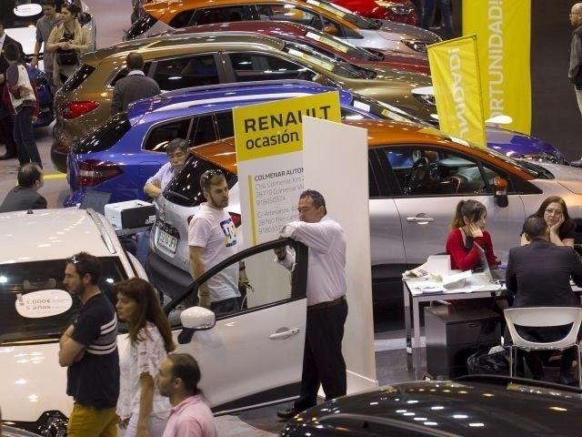 Las ventas de vehículos de ocasión de más de 10 años aumentan cada vez más