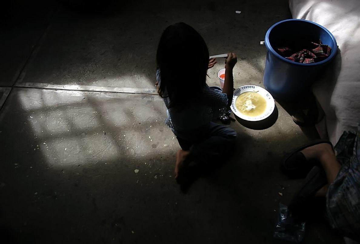 La FAO dice que el hambre subió 6 % en América Latina en 2016 y la obesidad sigue al alza