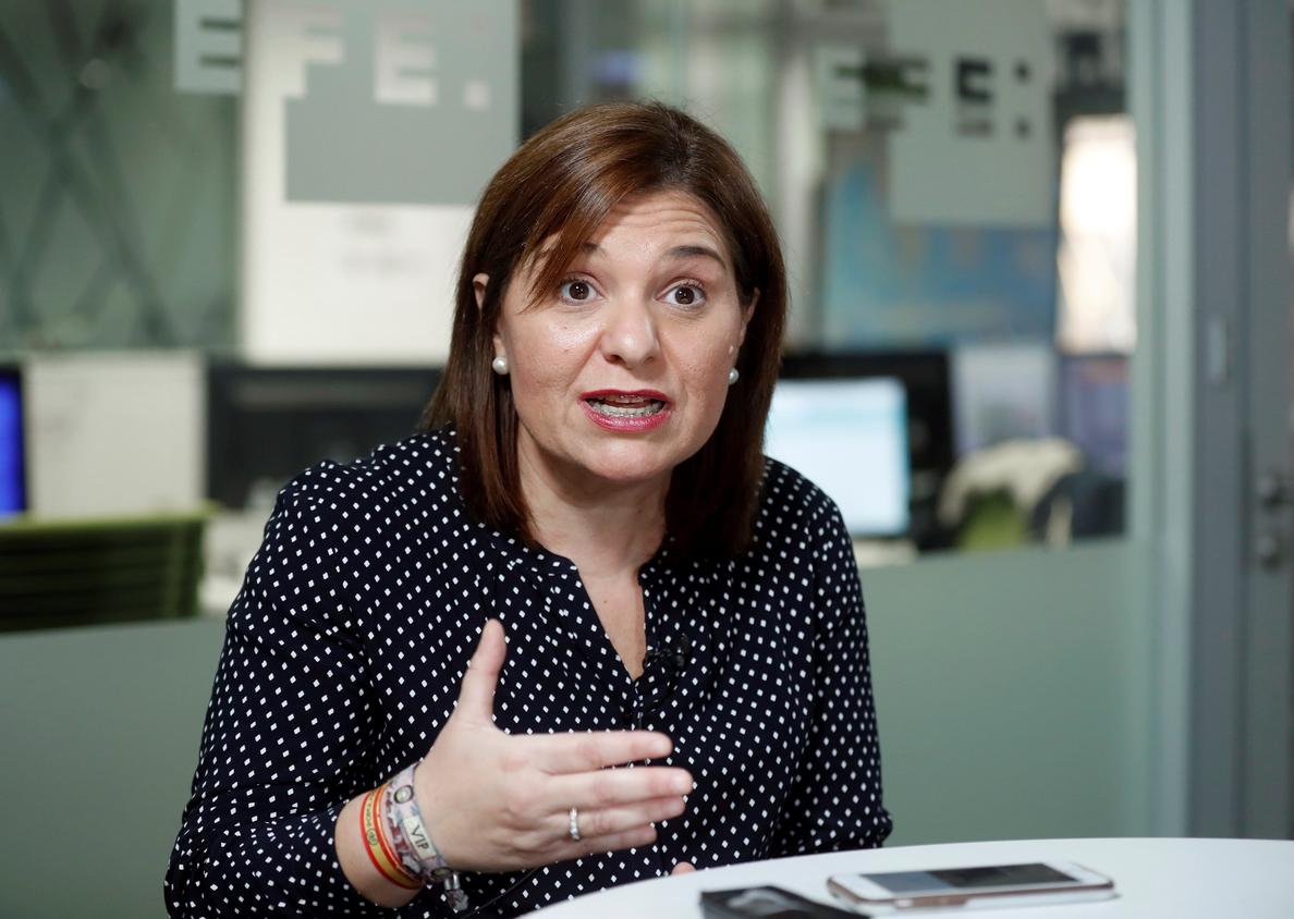 Bonig advierte la financiación «se cambia en los despachos» y no en la calle