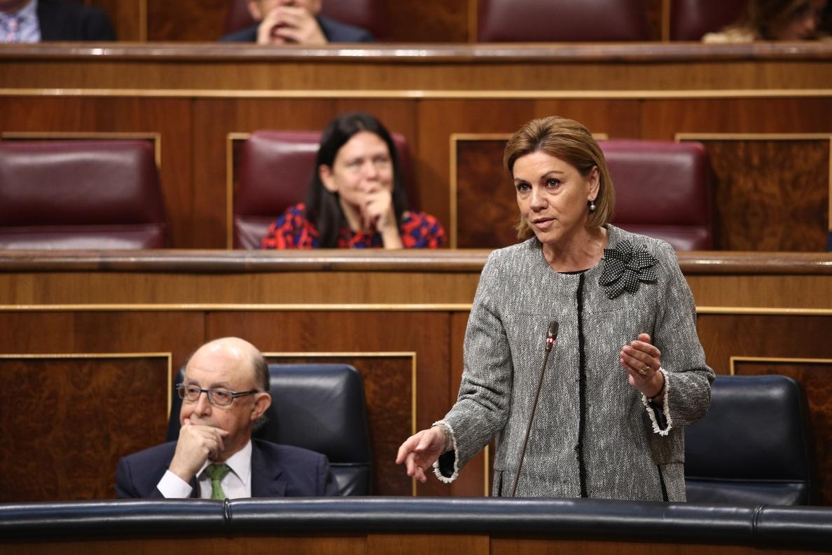 Defensa creará una comisión para el traslado de la base naval de Las Palmas aunque no cuenta con ubicación alternativa