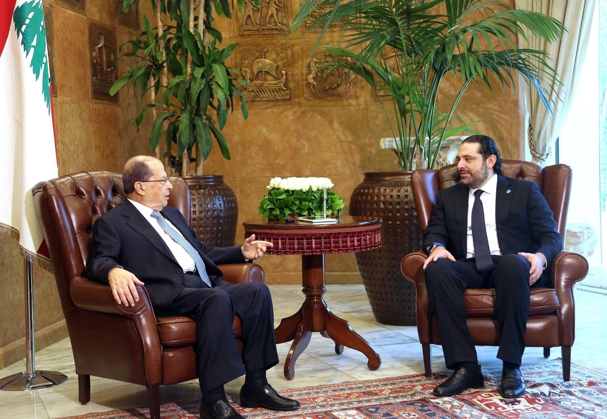 Hariri reitera que volverá al Líbano