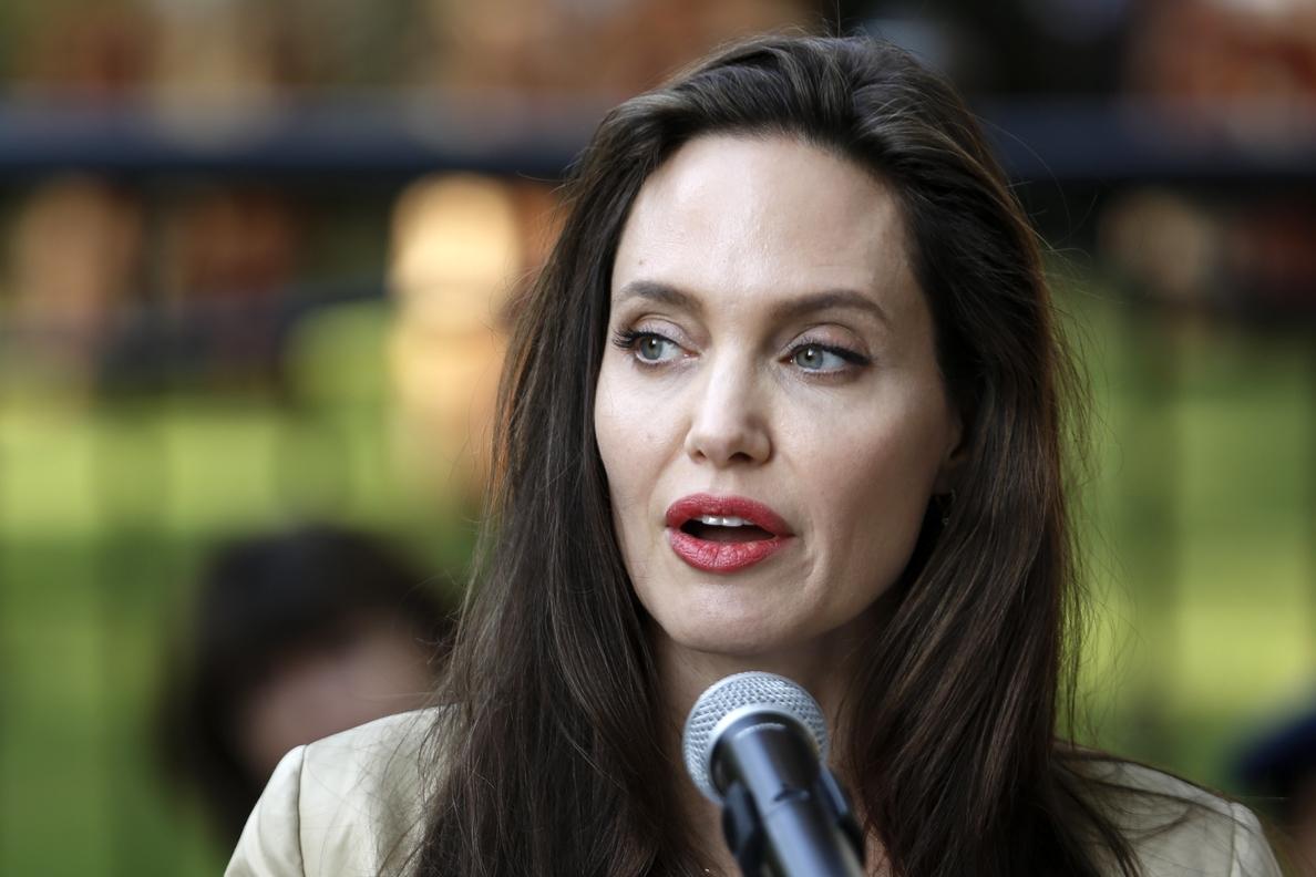 Angelina Jolie pide ante la ONU que la violencia sexual sea considerada un arma de guerra