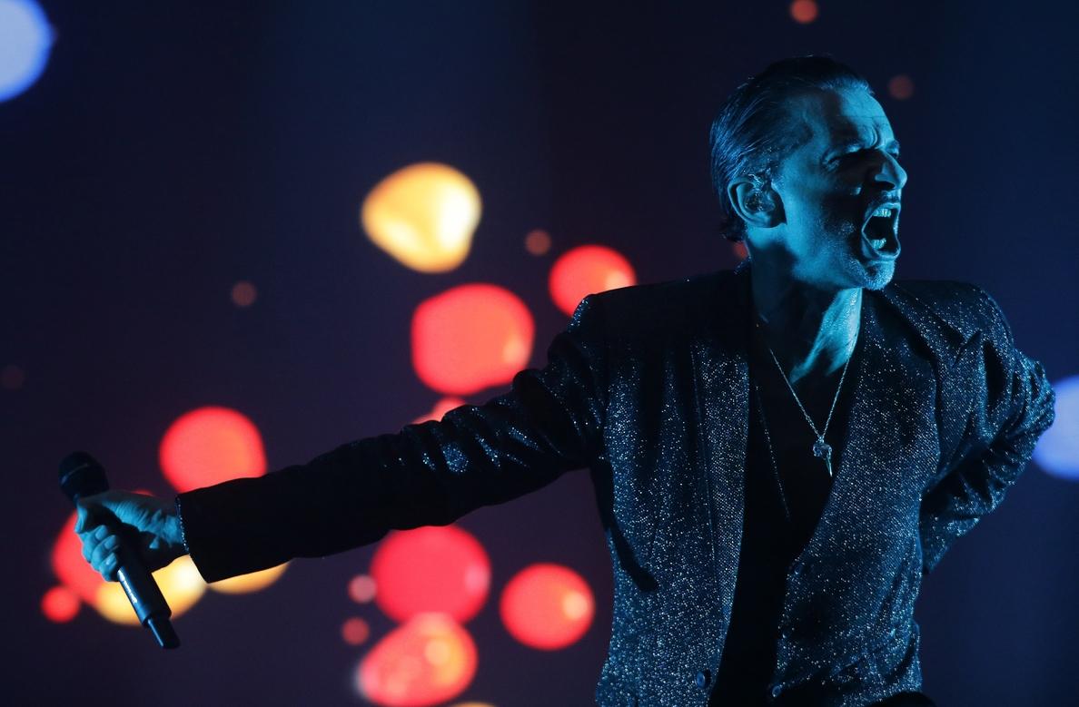 Depeche Mode repasará casi cuatro décadas de carrera en el Mad Cool 2018