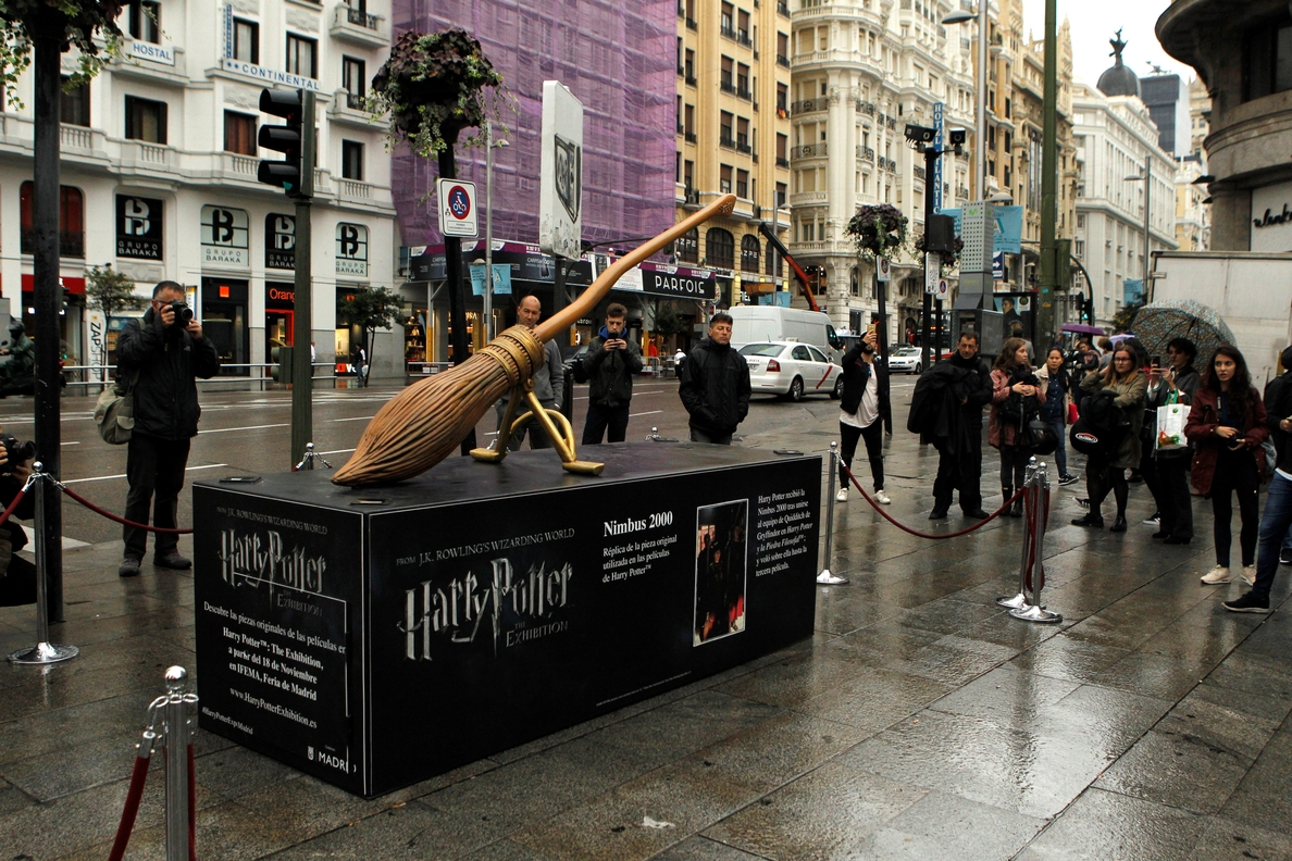 «Harry Potter: The Exhibition» se prorroga antes de empezar por la preventa