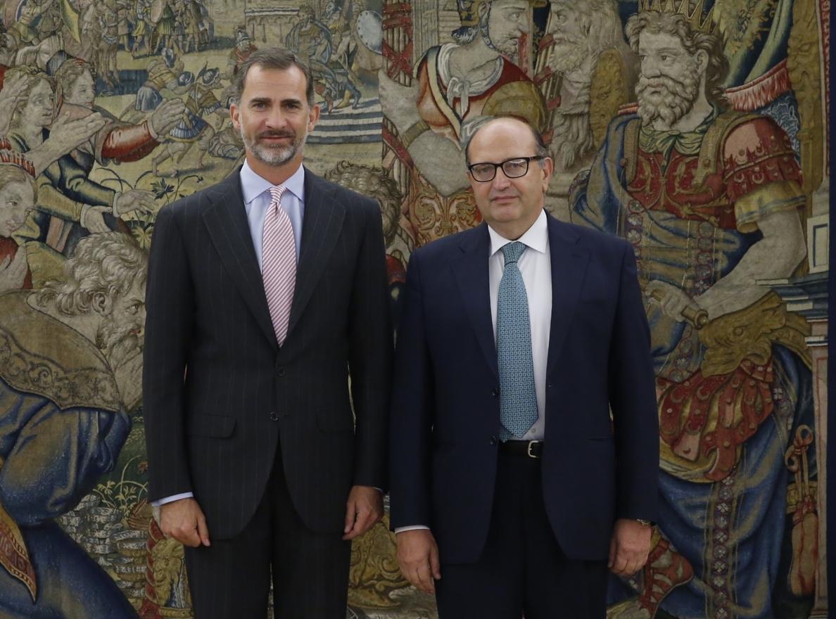 El PSOE plantea hoy en el Congreso que Patrimonio deje de pagar los gastos por el funcionamiento de la Casa del Rey