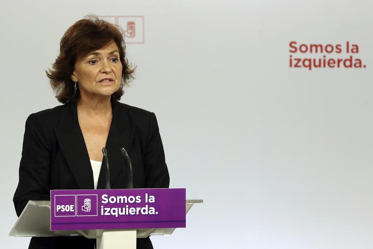 El PSOE confía en la «palabra» de Rajoy para acometer la reforma constitucional