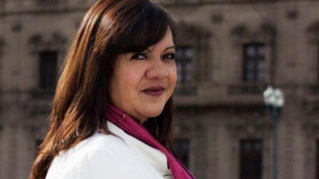 Patricia Mayorga dedica el premio Libertad de Prensa CPJ a los colegas asesinados