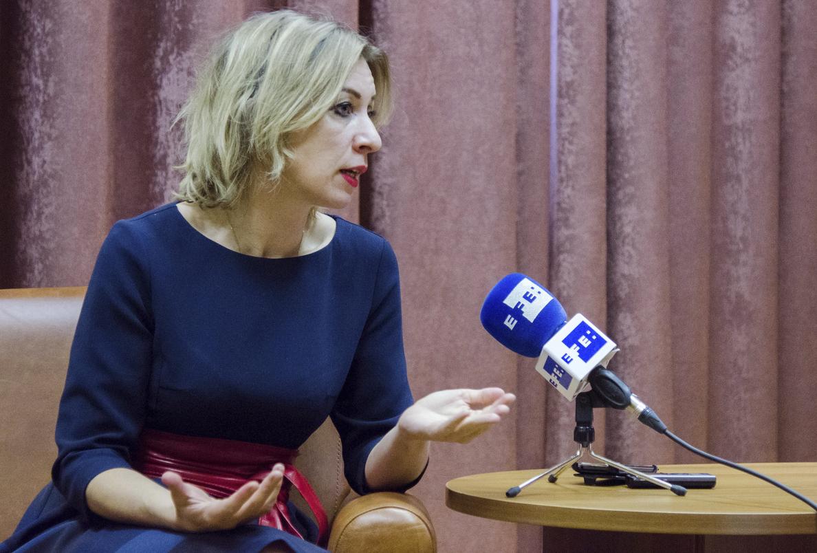 Rusia dice que las acusaciones de injerencia en Cataluña perjudican las relaciones bilaterales