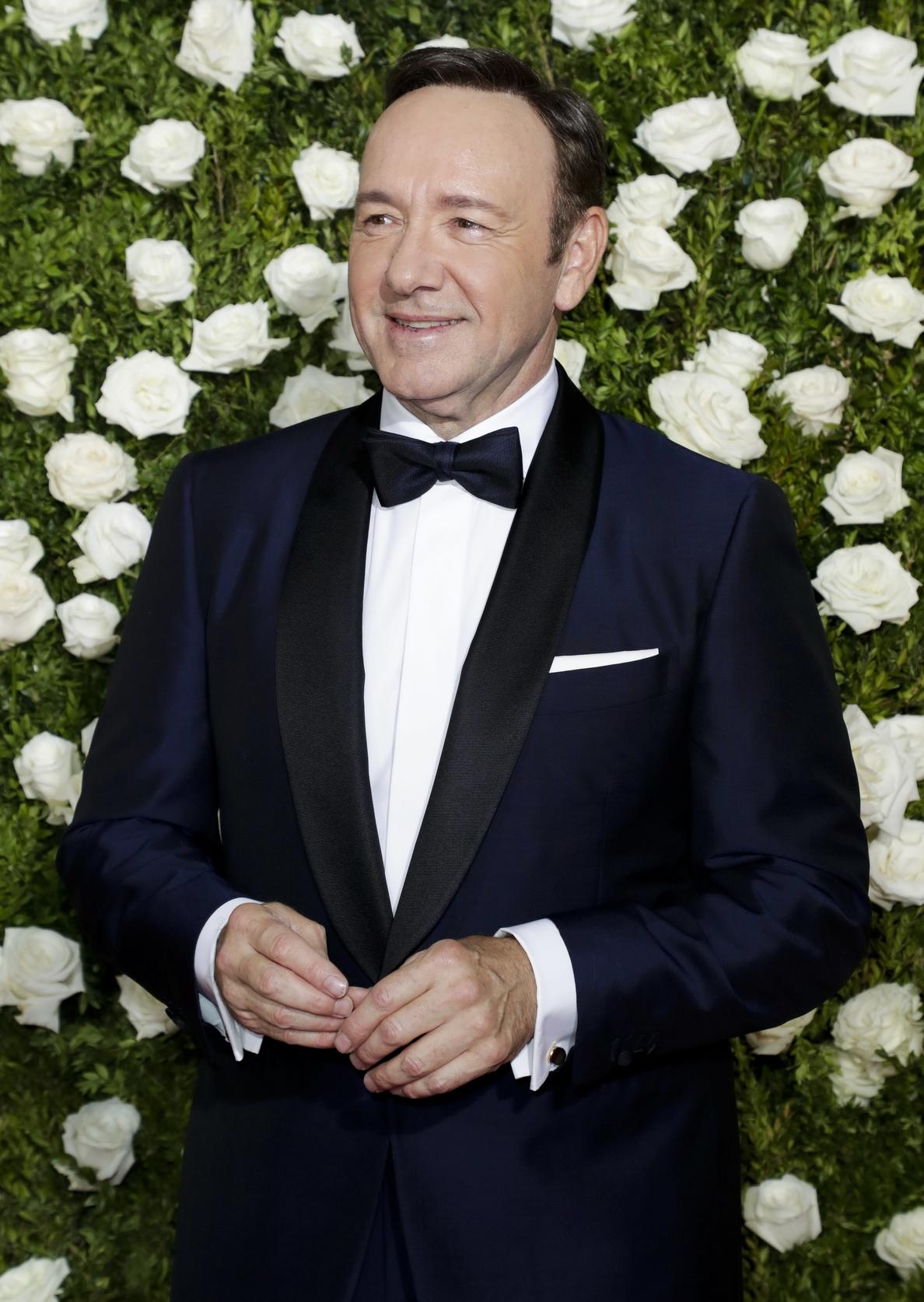 El teatro londinense Old Vic recibe 20 quejas contra el actor Kevin Spacey