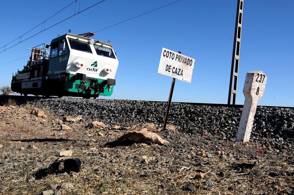 Un matrimonio de octogenarios de Bolaños, los fallecidos en accidente de tren