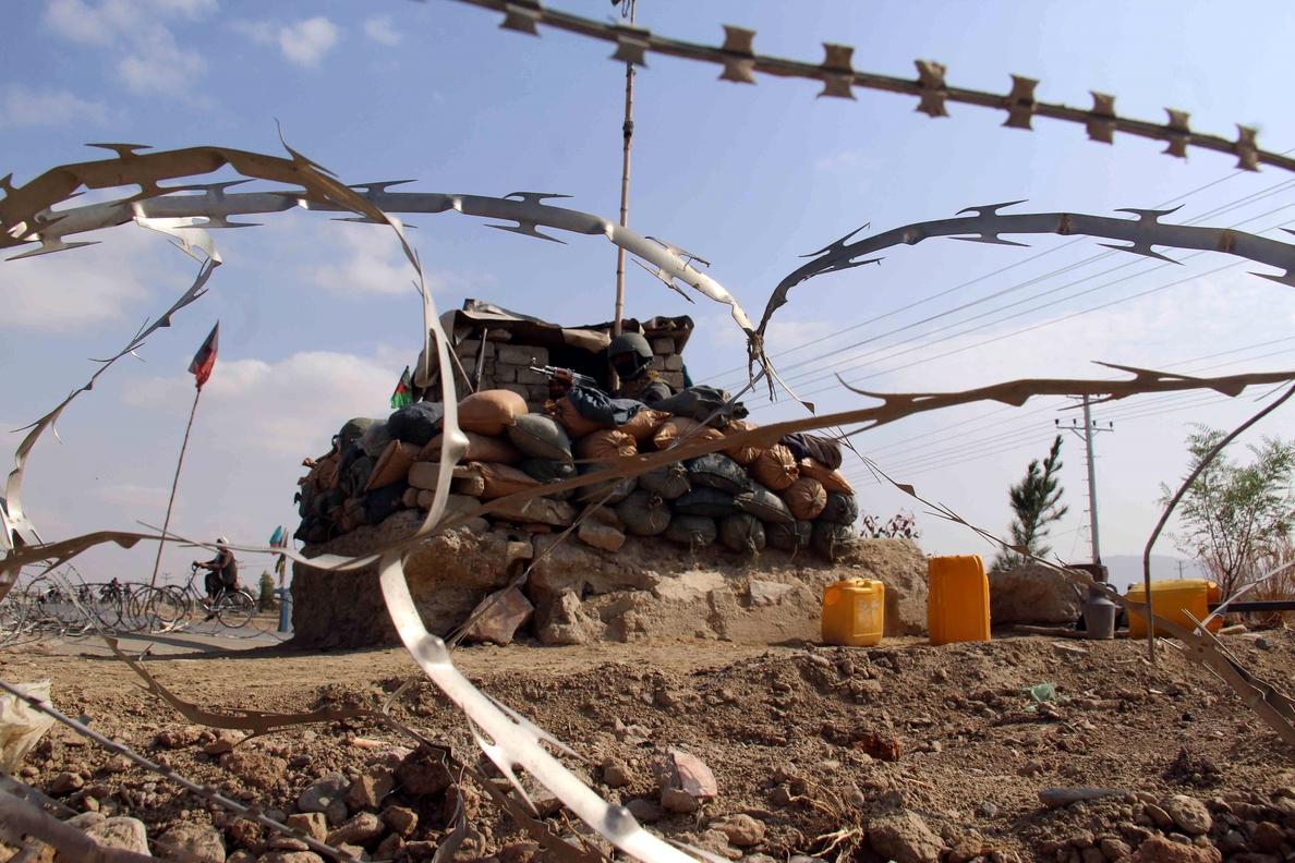 Al menos 7 muertos en un ataque suicida en Kabul