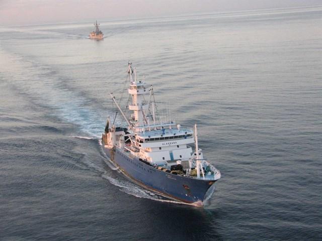 Los piratas somalíes liberan »Alakrana», el atunero español secuestrado en el mar