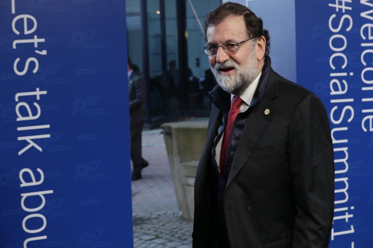 Rajoy cree una «vergüenza» las acusaciones de Rovira sobre las amenazas del Gobierno