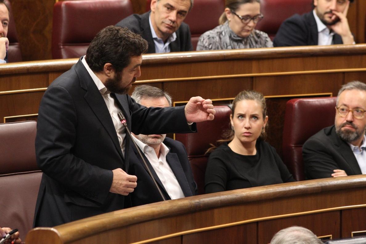 Ciudadanos pregunta a Zoido cómo piensa restituir la dignidad a los policías y guardias civiles en Cataluña