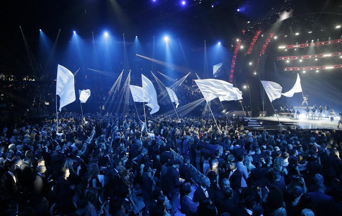 Comienza en Las Vegas la 18 edición de los Grammy Latino