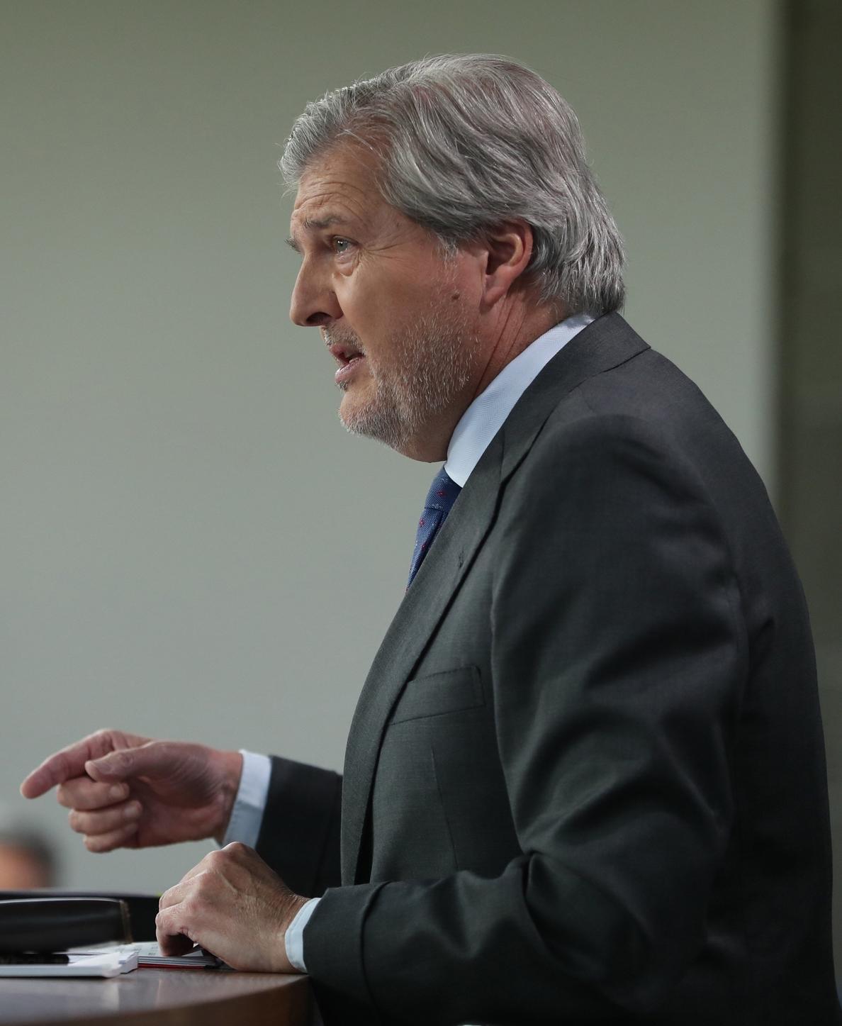 Gobierno: Bélgica quedará impresionado por el estado de cárceles españolas