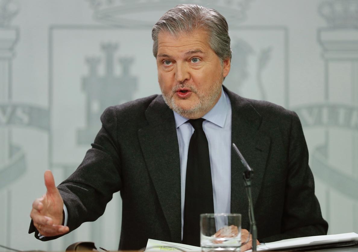 Méndez de Vigo: «Con la aplicación del 155 somos el Gobierno de todos»