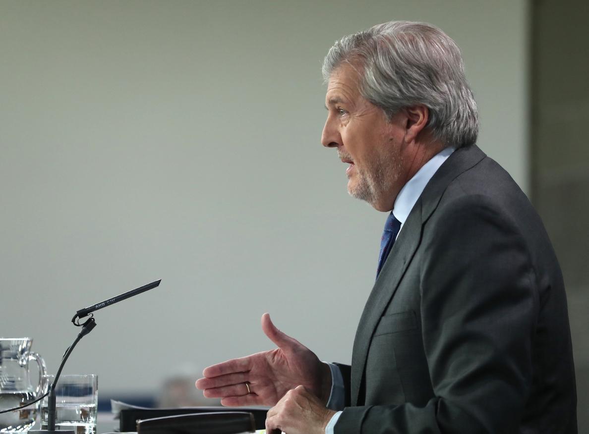Moncloa exige al PSOE «sentido de Estado» respecto a posible injerencia rusa