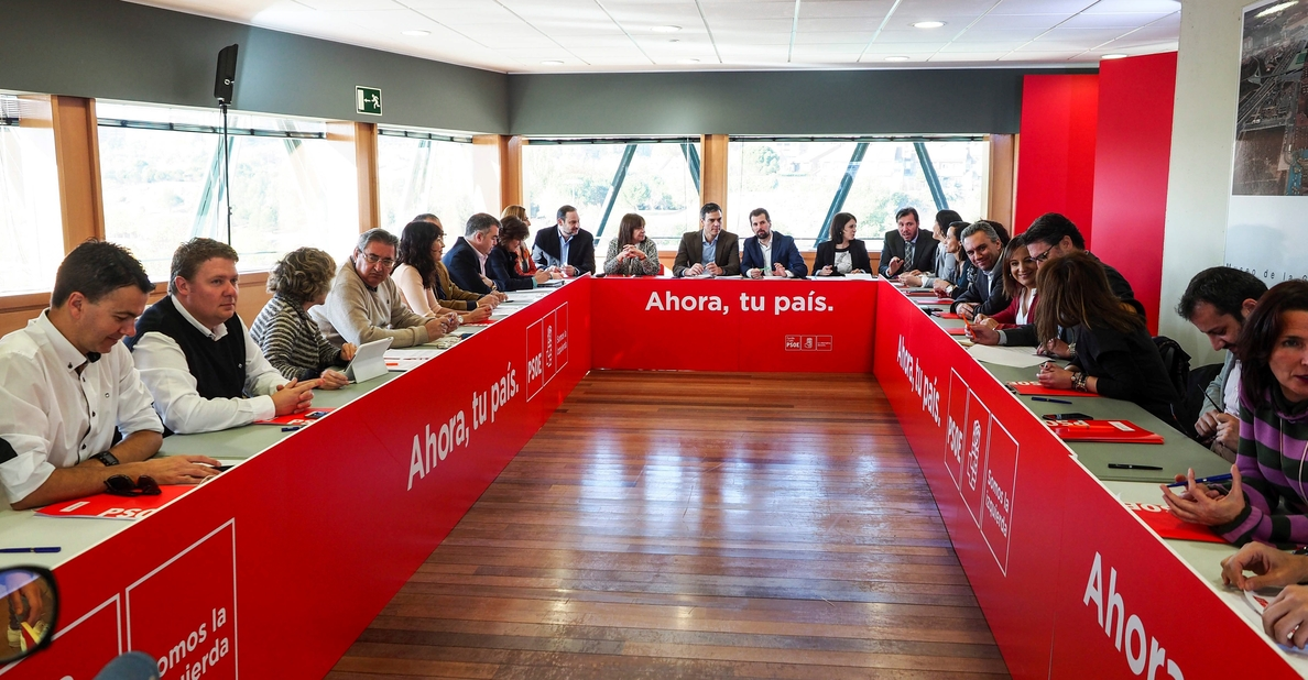 El PSOE hará «auditorías trimestrales» al Gobierno y su pacto con C»s