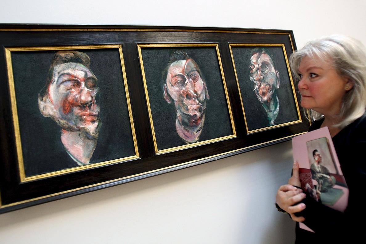 Sotheby»s subasta por 38,6 millones un retrato del amante de Francis Bacon