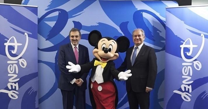 Telefónica firma una alianza con Disney y lanzarán un canal de cine en Movistar+