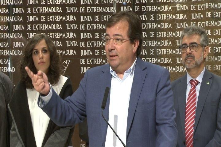 Vara señala que la concentración por un tren digno será un «momento histórico» que reunirá a «muchísima gente» en Madrid