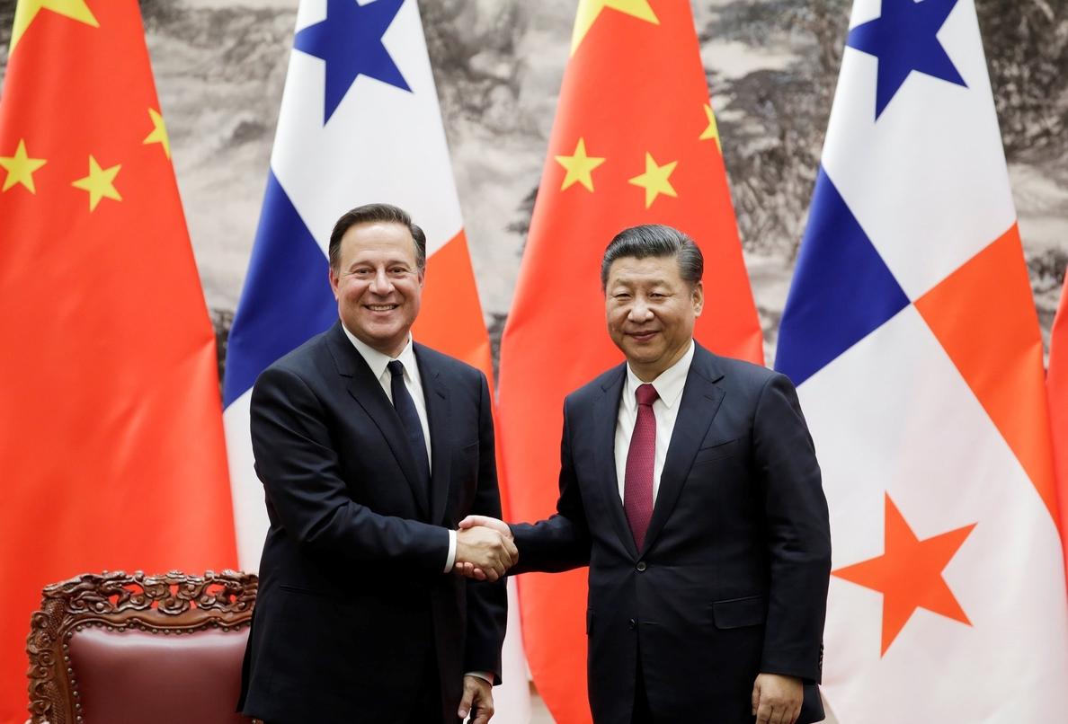 Xi y Varela inauguran «una nueva era» en la relación entre China y Panamá