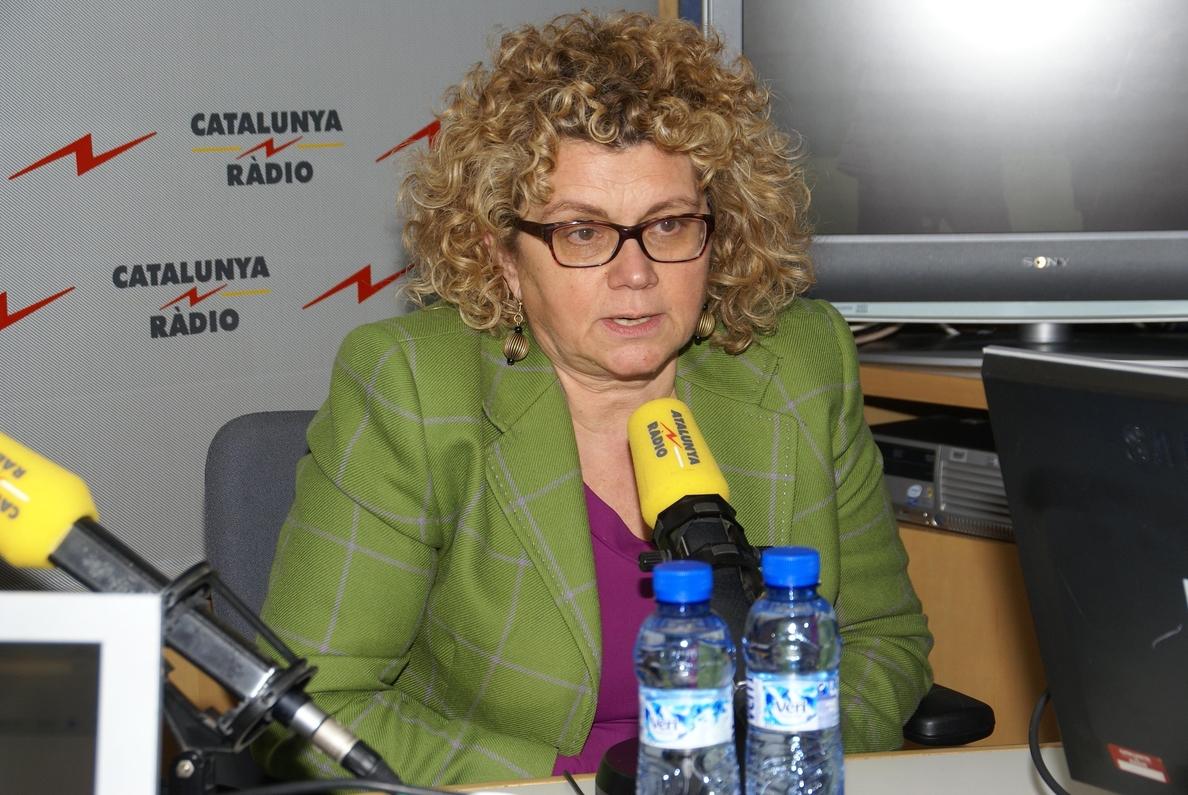 La exconsellera socialista Marina Geli estará en la lista de Puigdemont en un puesto simbólico