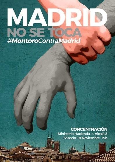 Convocan una manifestación contra Montoro y su intento de «ahogar a los ayuntamientos del cambio»