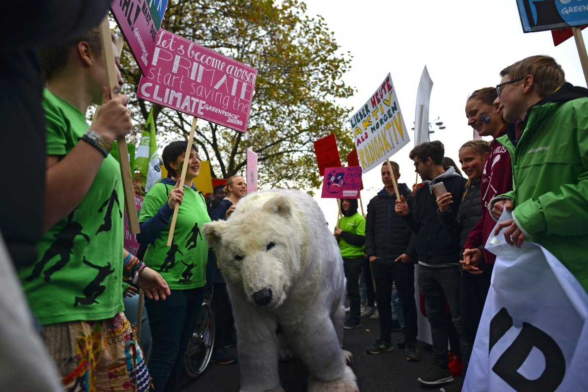 Finaliza en Bonn la COP23, la cumbre del clima de los pequeños pasos