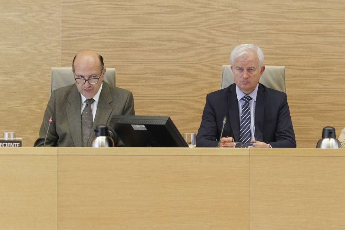 Ciudadanos insta al Gobierno a perfeccionar la regulación legal del deber de colaboración con el Tribunal de Cuentas