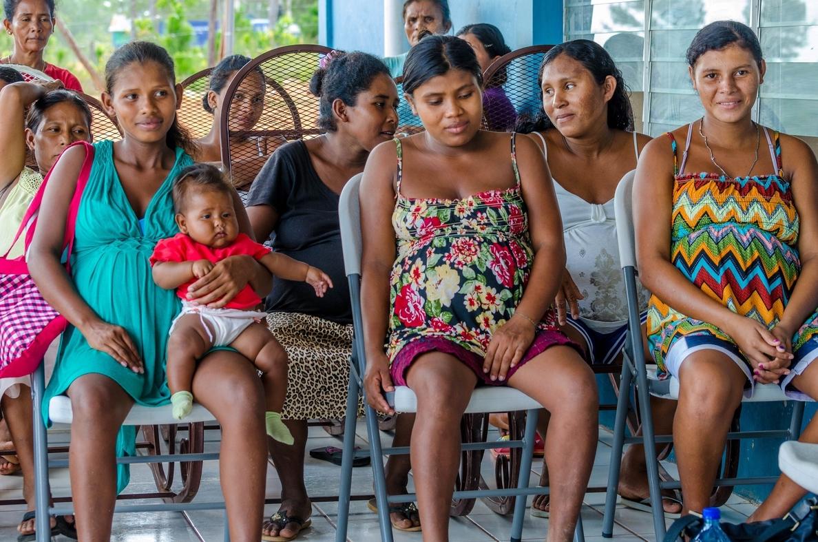 Plan Internacional llama la atención sobre el problema del embarazo adolescente en Nicaragua