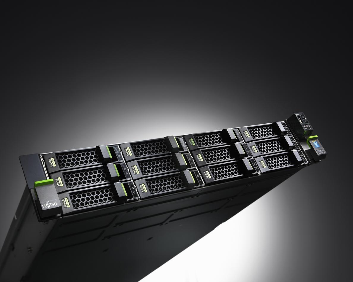 Fujitsu presenta sus nuevos servidores PRIMEQUEST y PRIMERGY con procesadores escalables Intel Xeon