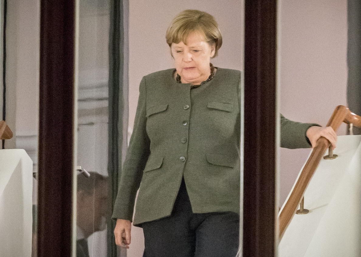 Merkel no logra formar nuevo Gobierno y se abre periodo de incertidumbre