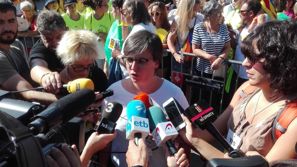 Mireia Boya dice que se alertó a la CUP de que se podía acusar a la formación «de algún atentado con muertos»