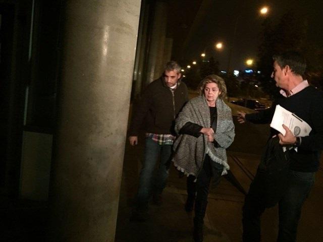 La exconcejala del PP en el Ayuntamiento de Valencia, María José Alcón, niega al juez el blanqueo en el PP