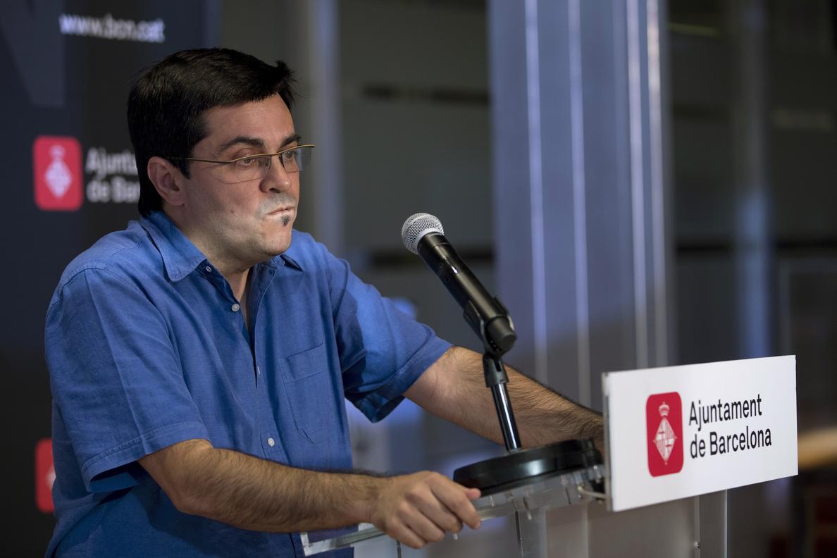 Pisarello destaca la cooperación para llevar la EMA a Barcelona pese a la crisis