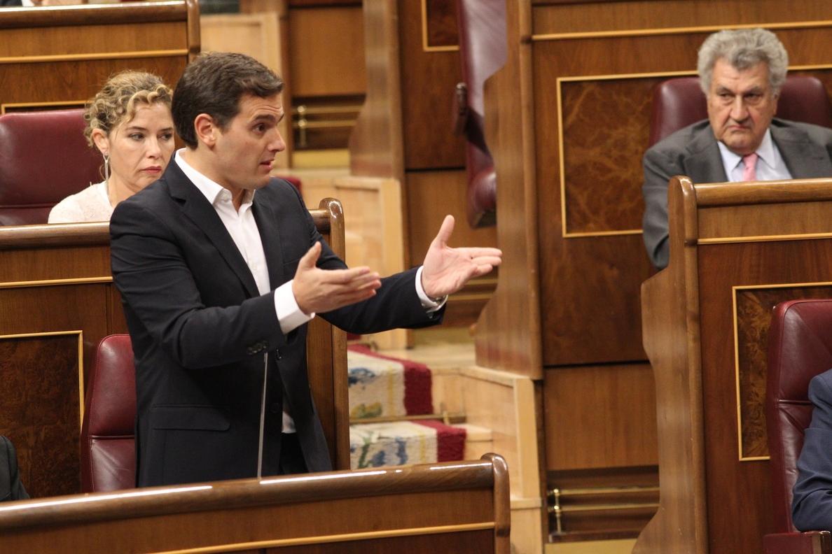 Rivera se reafirma en la reprobación de Maza pero no ve «oportuno» mezclar la política con su «desgracia humana»