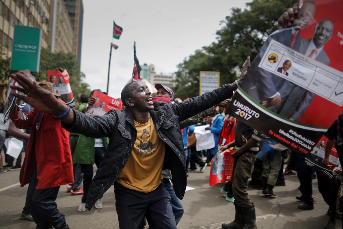 El Tribunal Supremo de Kenia valida la reelección del presidente Kenyatta