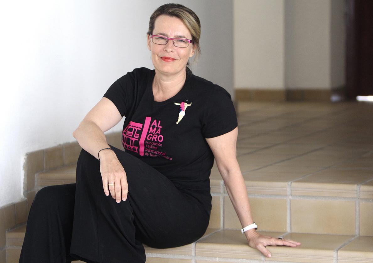 «Tebas Land» cura a Natalia Menéndez del «frío» tras la muerte de Pepe Sancho