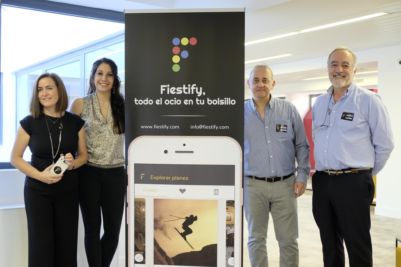 Fiestify, la app que te rescata de la rutina: más de 5.000 planes diferentes a un click